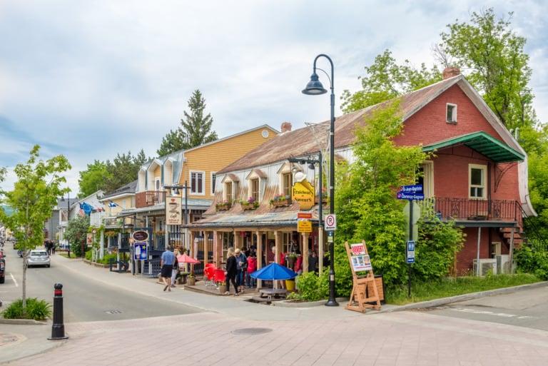 13 pueblos de Canadá más bonitos 4