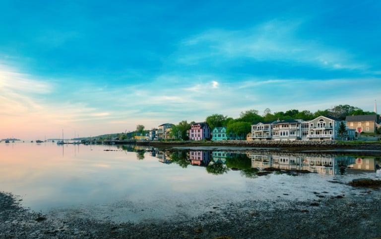 13 pueblos de Canadá más bonitos 2