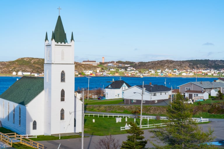 13 pueblos de Canadá más bonitos 1