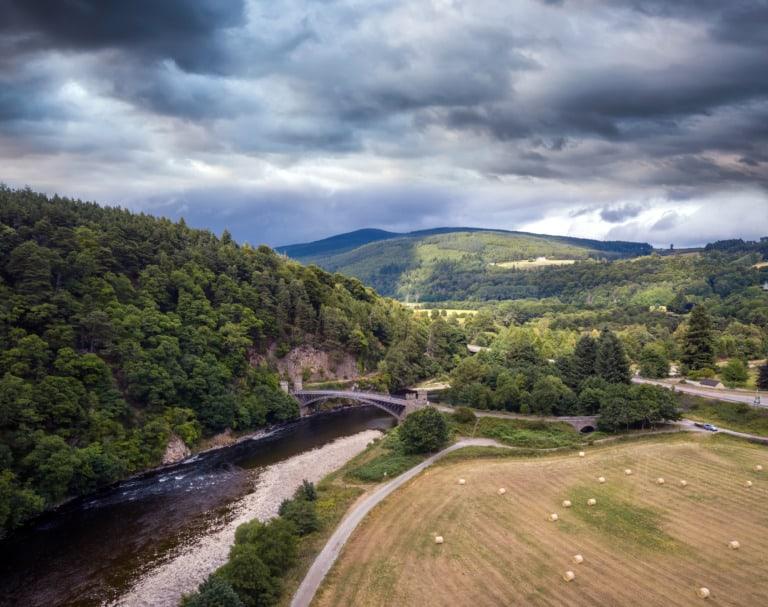 20 pueblos de Escocia más bonitos 10