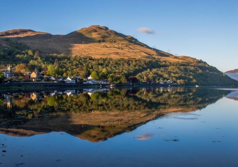 20 pueblos de Escocia más bonitos 5