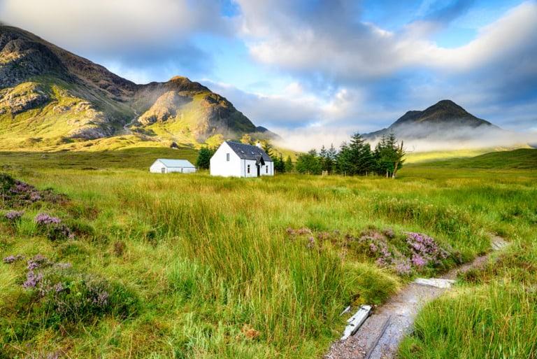 20 pueblos de Escocia más bonitos 17