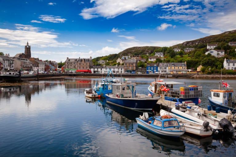 20 pueblos de Escocia más bonitos 2