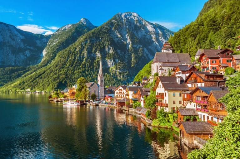 55+ pueblos de Europa más bonitos 9