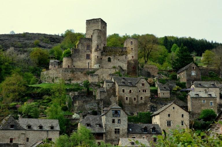 19 pueblos más bonitos de Francia 8
