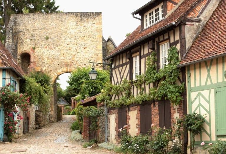 19 pueblos más bonitos de Francia 15