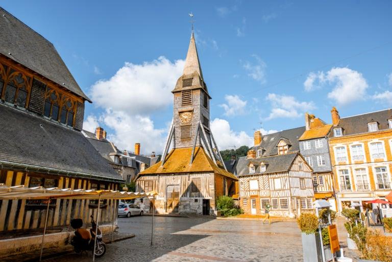 19 pueblos más bonitos de Francia 12