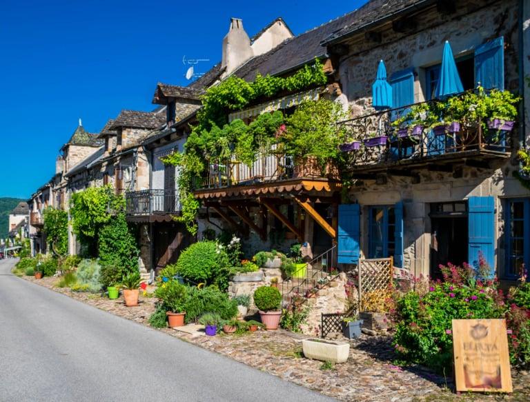 19 pueblos más bonitos de Francia 13