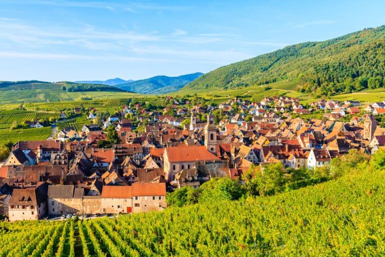 19 pueblos más bonitos de Francia 2