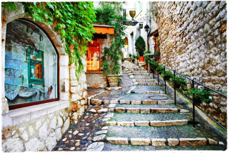 19 pueblos más bonitos de Francia 9