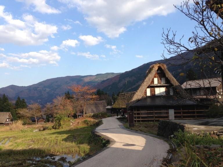 10 pueblos de Japón más bonitos 8