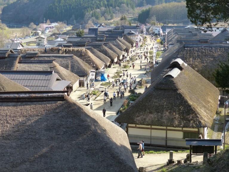 10 pueblos de Japón más bonitos 10