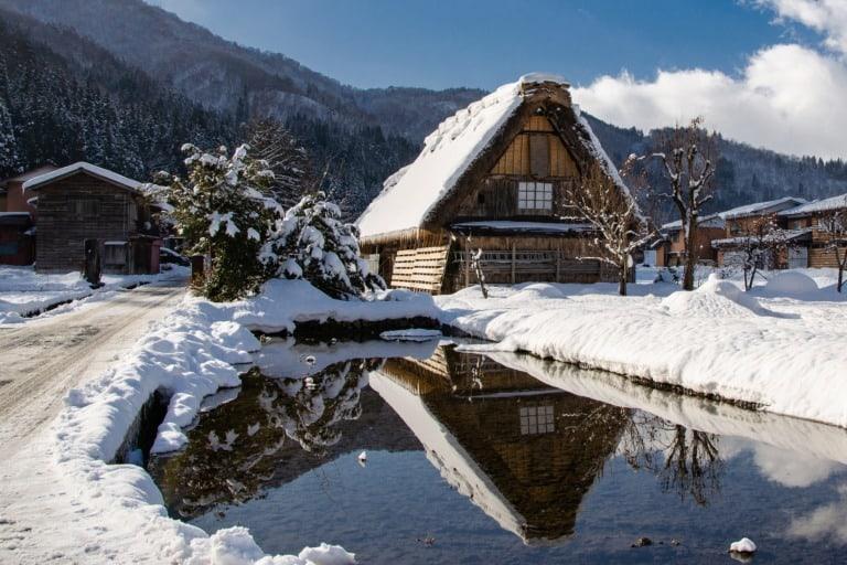 10 pueblos de Japón más bonitos 1