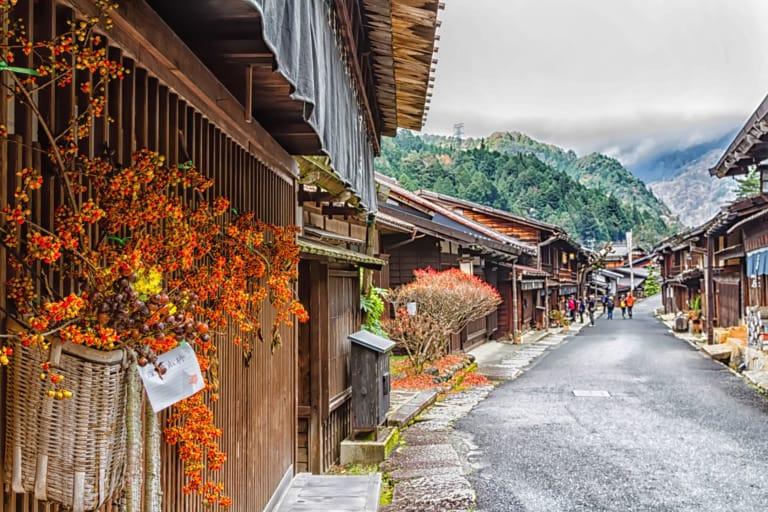 10 pueblos de Japón más bonitos 3