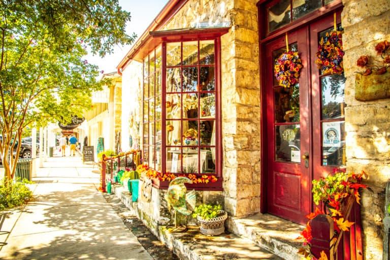 25+ pueblos de Texas más bonitos 1