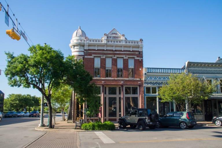25+ pueblos de Texas más bonitos 11