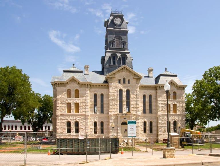 25+ pueblos de Texas más bonitos 12