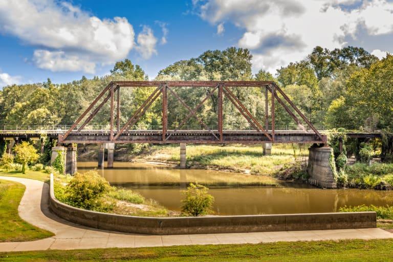 25+ pueblos de Texas más bonitos 8