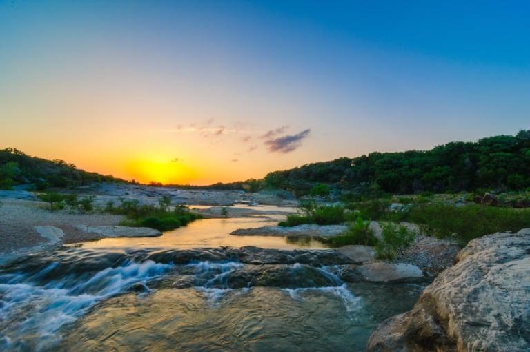 25+ pueblos de Texas más bonitos 5