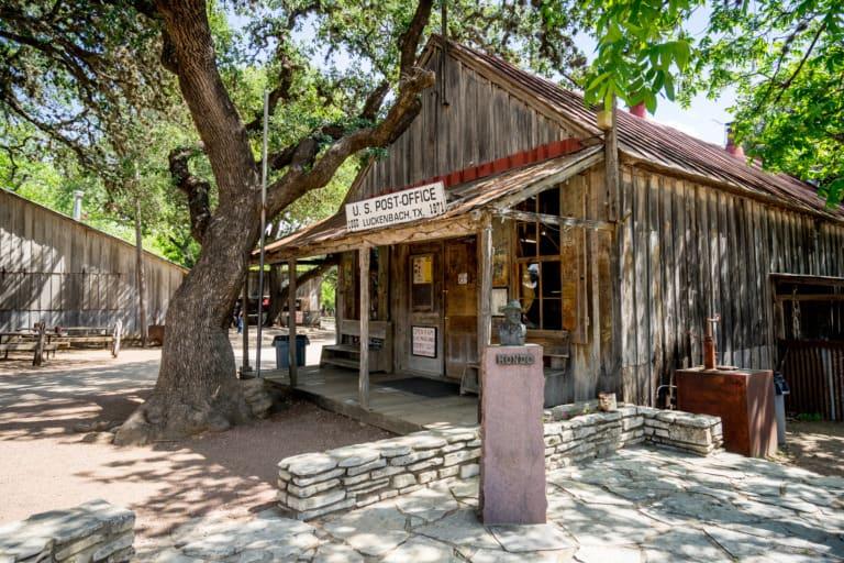 25+ pueblos de Texas más bonitos 6