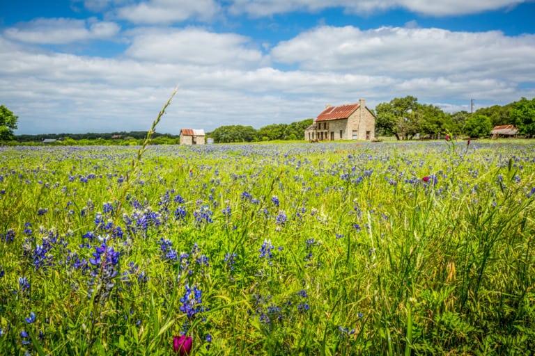 25+ pueblos de Texas más bonitos 14