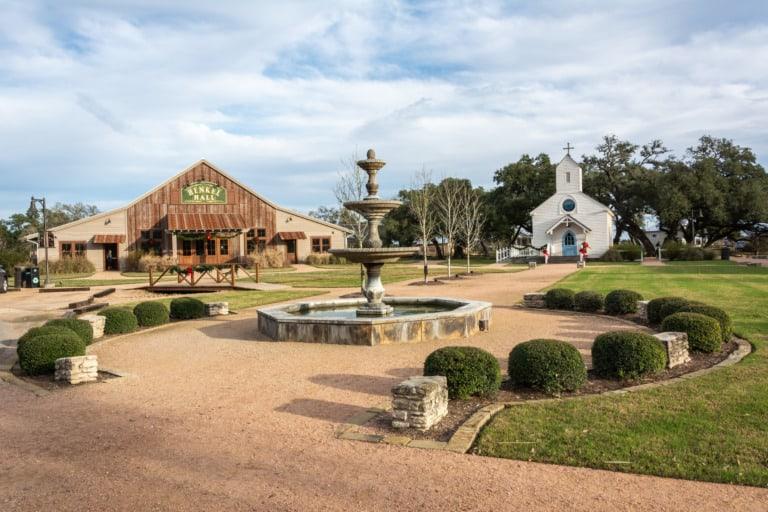 25+ pueblos de Texas más bonitos 4