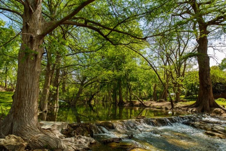 25+ pueblos de Texas más bonitos 13