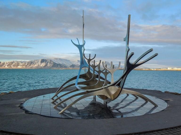 25 lugares que ver en Reikiavik 2