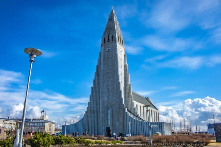 25 lugares que ver en Reikiavik 1
