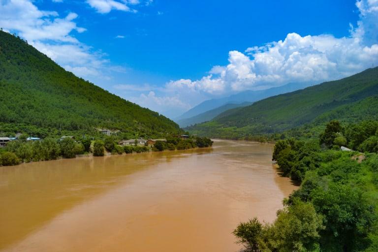 20 ríos más largos del mundo 7