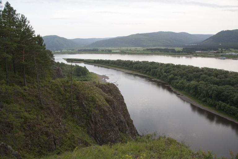20 ríos más largos del mundo 11