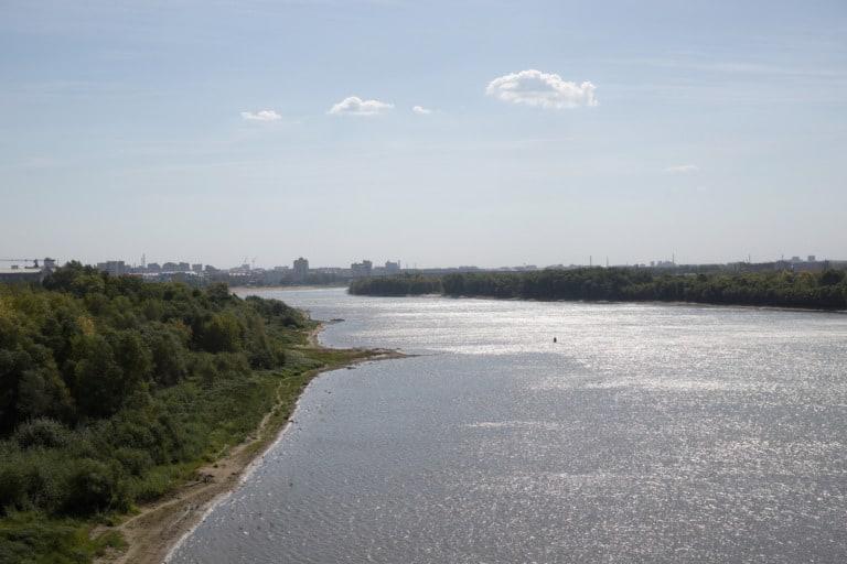 20 ríos más largos del mundo 8