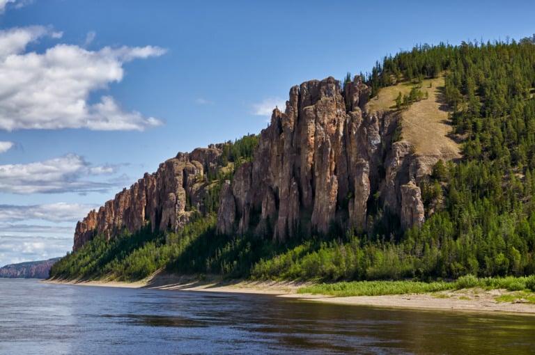 20 ríos más largos del mundo 12
