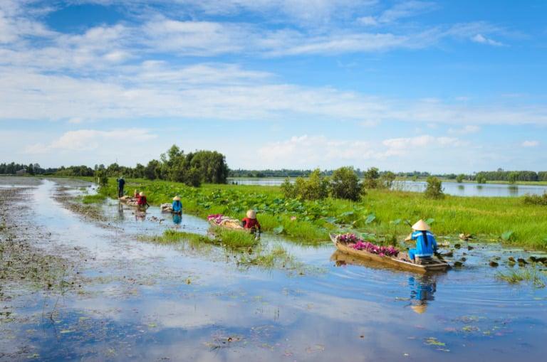20 ríos más largos del mundo 13