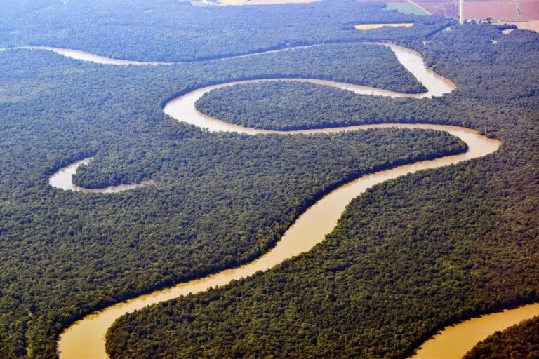 20 ríos más largos del mundo 5