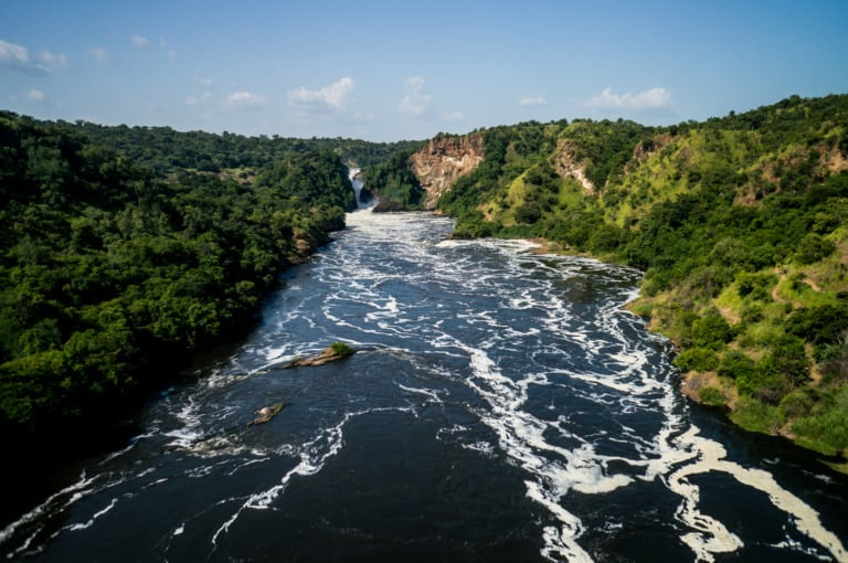 20 ríos más largos del mundo 2
