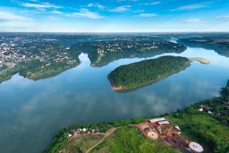 20 ríos más largos del mundo 9