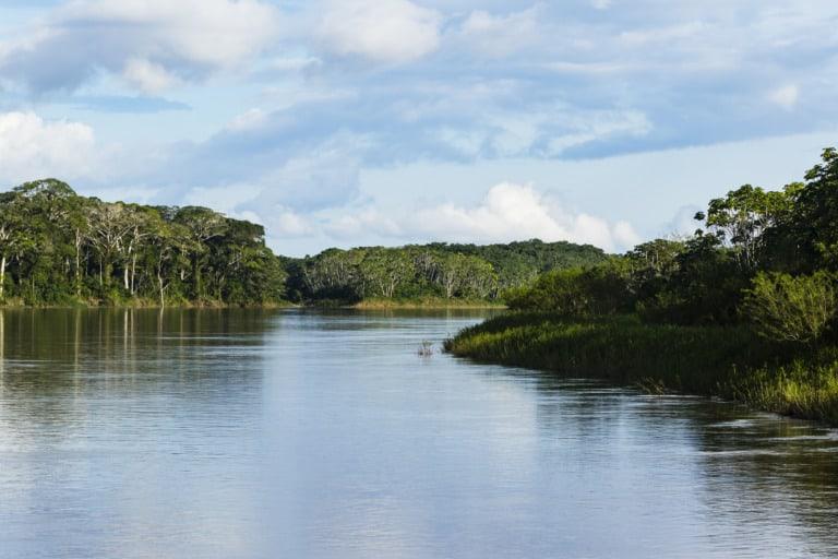 20 ríos más largos del mundo 18