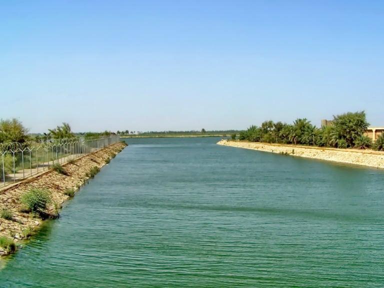 20 ríos más largos del mundo 17
