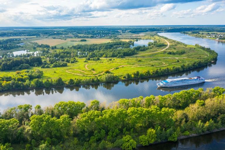 20 ríos más largos del mundo 16