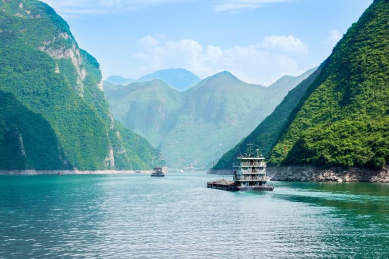 20 ríos más largos del mundo 4