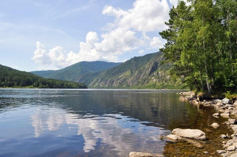 20 ríos más largos del mundo 6