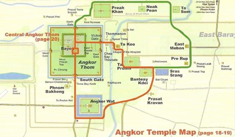 Angkor Wat: qué ver, cómo recorrer, cuánto cuesta... 6