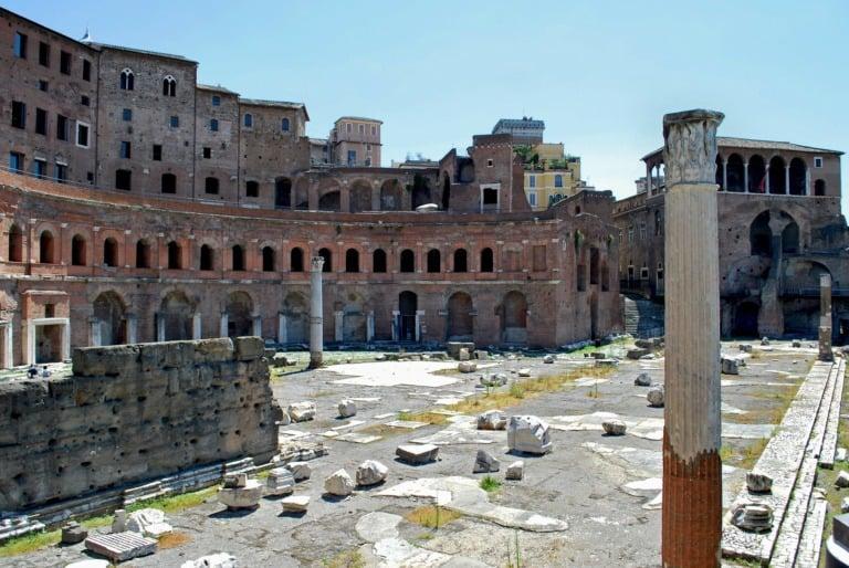 Columna de Trajano: qué es y cómo visitarlo 2
