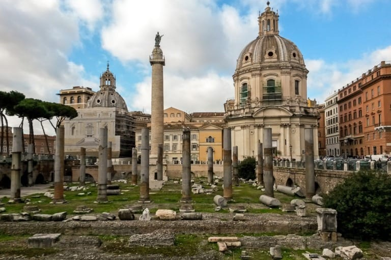 Columna de Trajano: qué es y cómo visitarlo 1