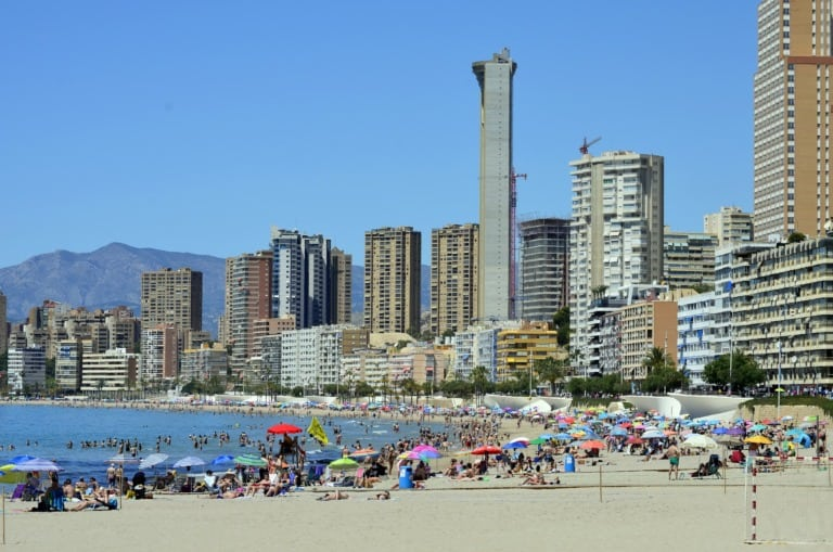 15 mejores playas de Alicante 1