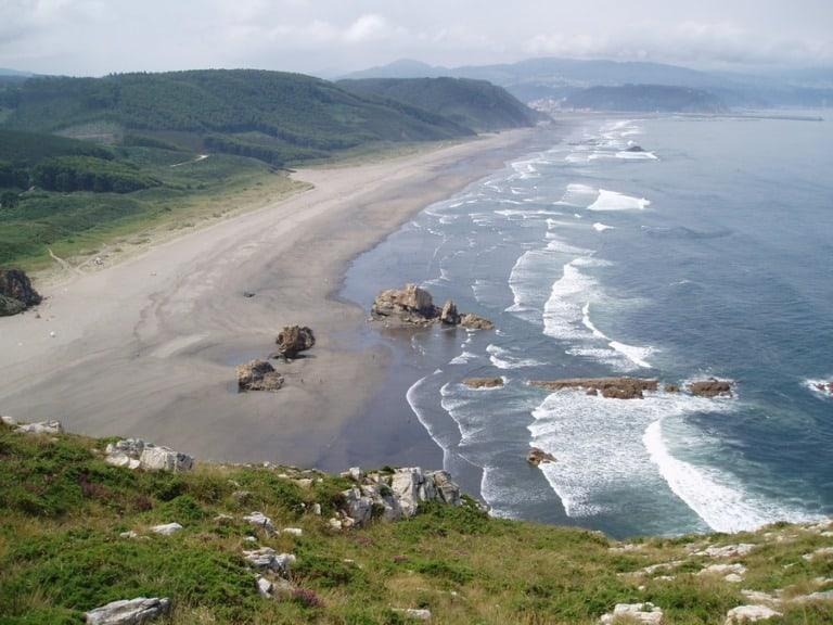 19 mejores playas de Asturias 14