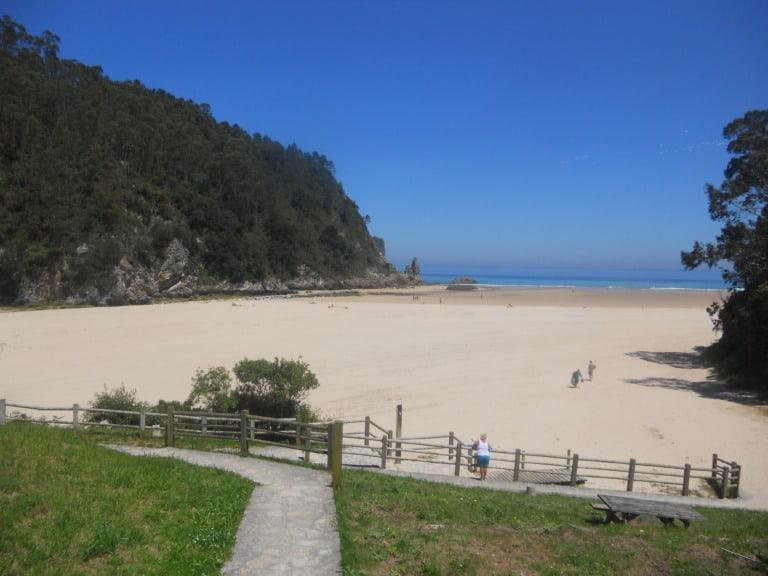 19 mejores playas de Asturias 16