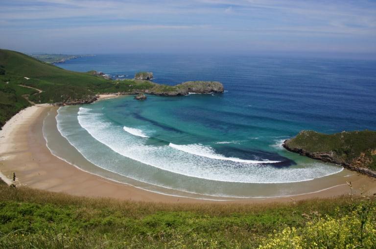 19 mejores playas de Asturias 4