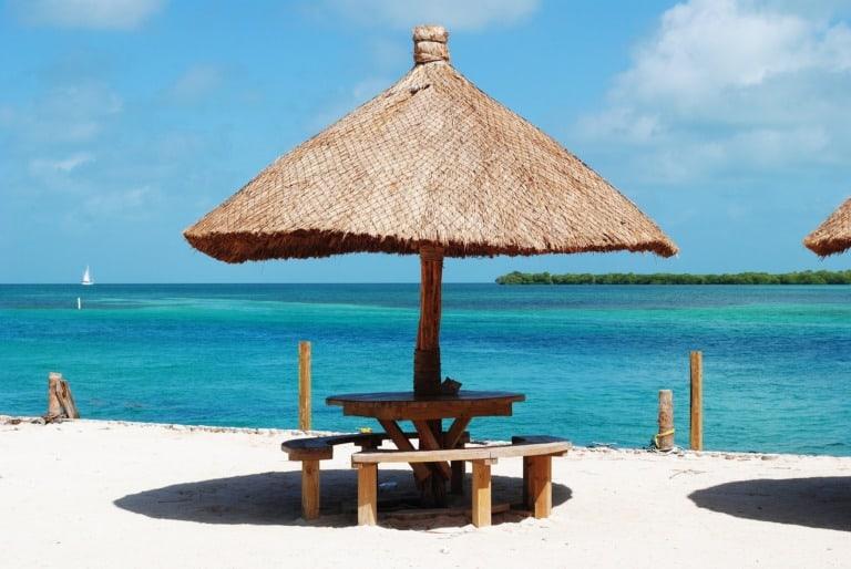 17 mejores playas de Belice 2